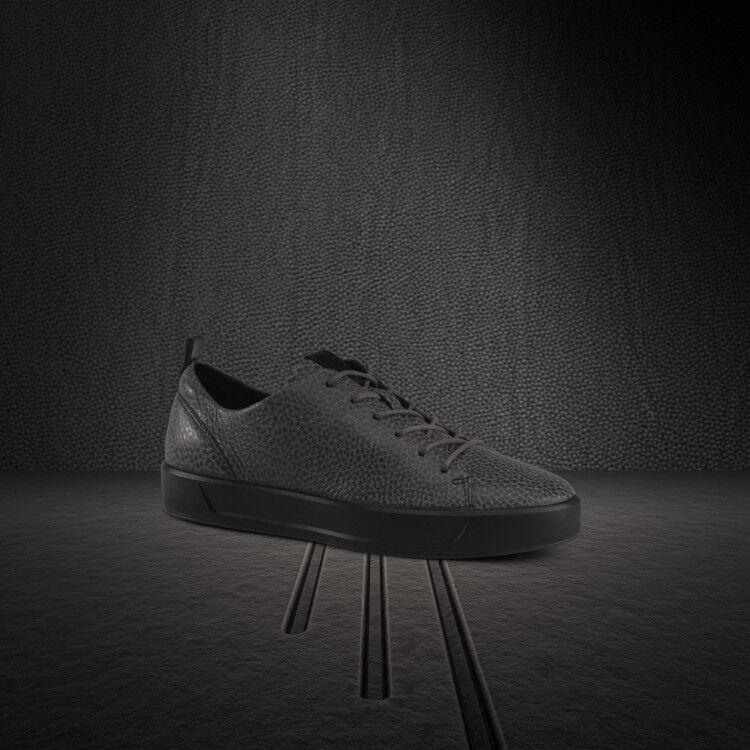 Обувь женская ECCO Кеды женские SOFT 8 440793/01001 - фото 9