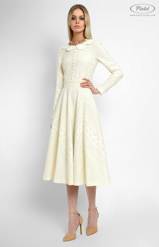 Платье женское Pintel™ Приталенное платье Angelique - фото 1