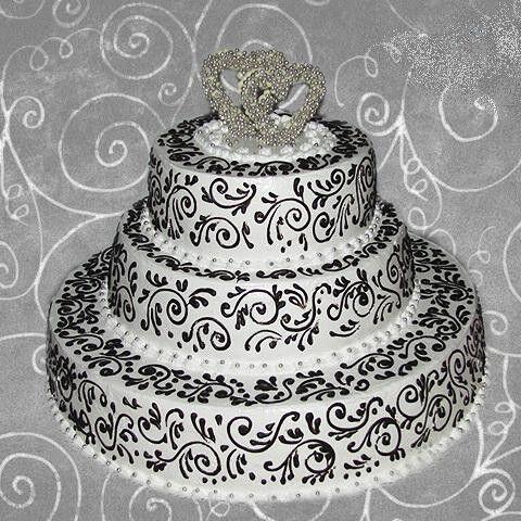 Торт Милано Свадебный торт №13 - фото 1