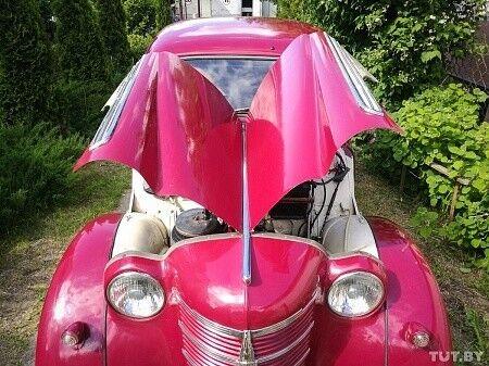 Прокат авто Москвич 401 1955 - фото 9