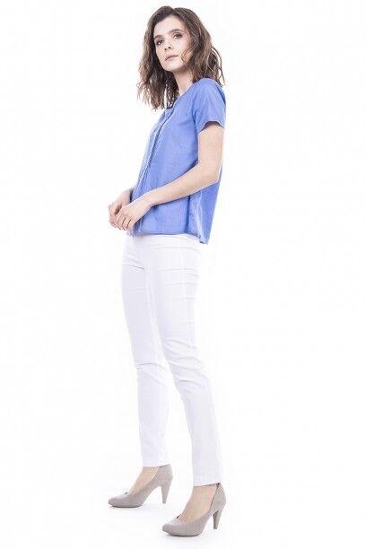 Кофта, блузка, футболка женская SAVAGE Блуза женская арт. 915317 - фото 7