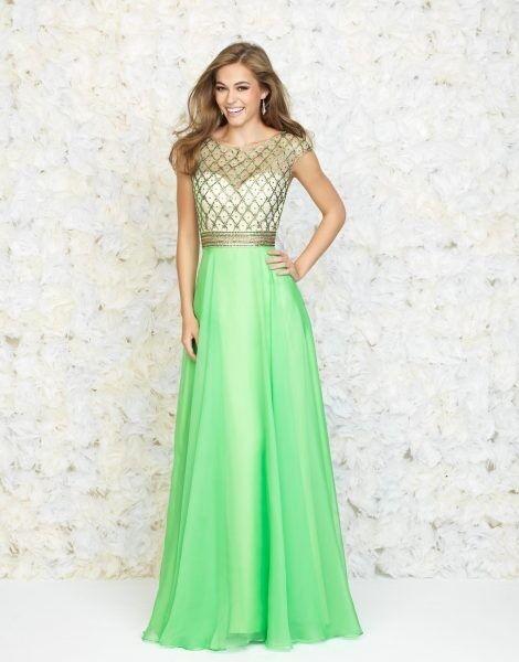 Вечернее платье Madison James Вечернее платье 15-152 - фото 1