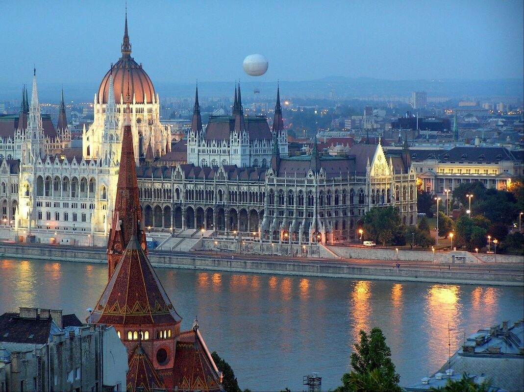 Туристическое агентство Jimmi Travel Автобусный тур «Венгерский этюд» - фото 1