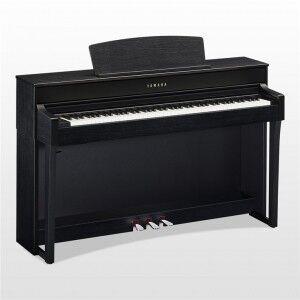 Музыкальный инструмент Yamaha Цифровое пианино Clavinova CLP-645WH - фото 9