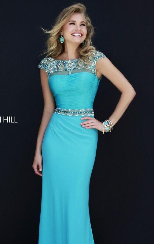Вечернее платье Sherri Hill Вечернее платье 32026 - фото 1