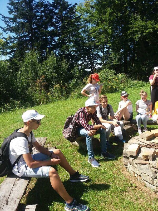 Туристическое агентство Боншанс Молодёжный тур в Словакию, Дриеница, лагерь «Яворна» с программой «Лайфхаки» - фото 6