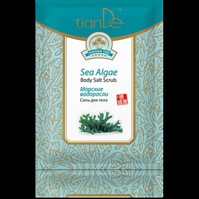 Уход за телом tianDe Соль для тела «Морские водоросли» Hainan Tao - фото 1