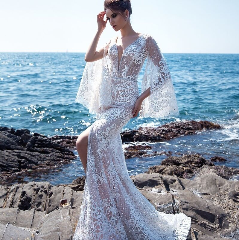 Свадебное платье напрокат Ange Etoiles Свадебное платье Ali Damore Olympia - фото 1