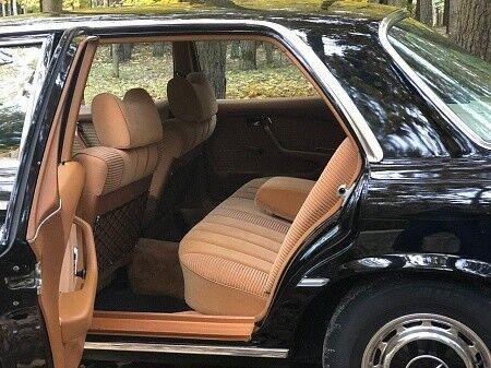 Прокат авто Mercedes-Benz W116 1979 г. - фото 9