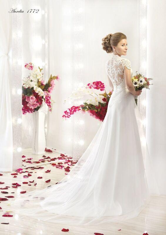 Свадебное платье напрокат Rafineza Свадебное платье Aurelia - фото 1