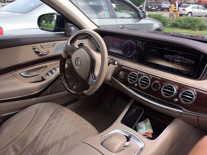 Прокат авто Mercedes-Benz W222 S-Class AMG - фото 6