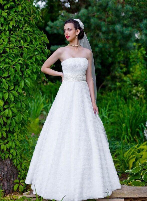 Свадебный салон Robe Blanche Платье свадебное Rosabel - фото 2
