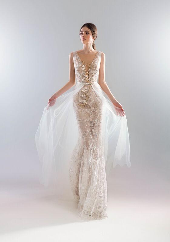 Свадебный салон Papilio Свадебное платье «Эхлия» - фото 1