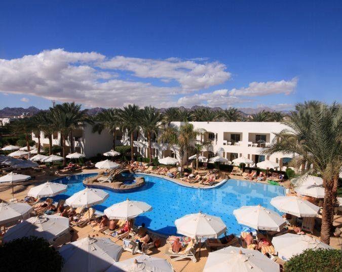 Туристическое агентство Санни Дэйс Пляжный авиатур в Египет, Шарм-Эль-Шейх, Xperience St. George Homestay 4* - фото 8