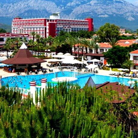 Туристическое агентство EcoTravel Пляжный авиатур в Турцию, Кемер, PGS Kiris Resort 5* - фото 1