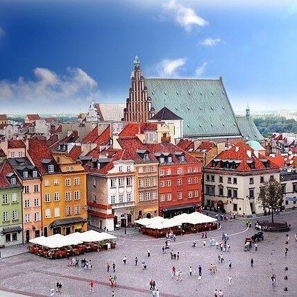 Туристическое агентство Голубой парус Автобусный экскурсионный тур «Краков – Величка – Варшава» - фото 1