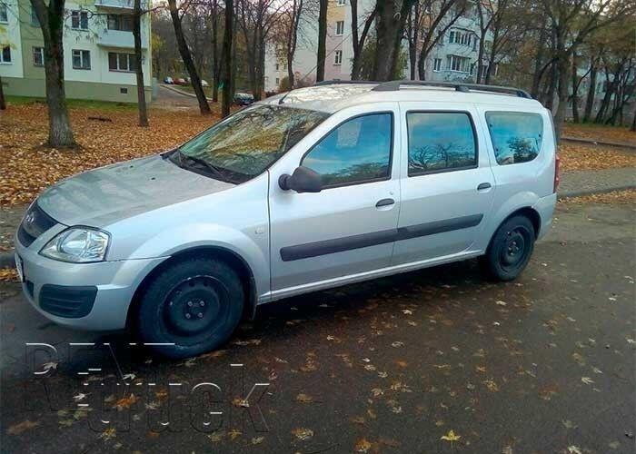 Прокат авто Lada Largus 2018 - фото 3
