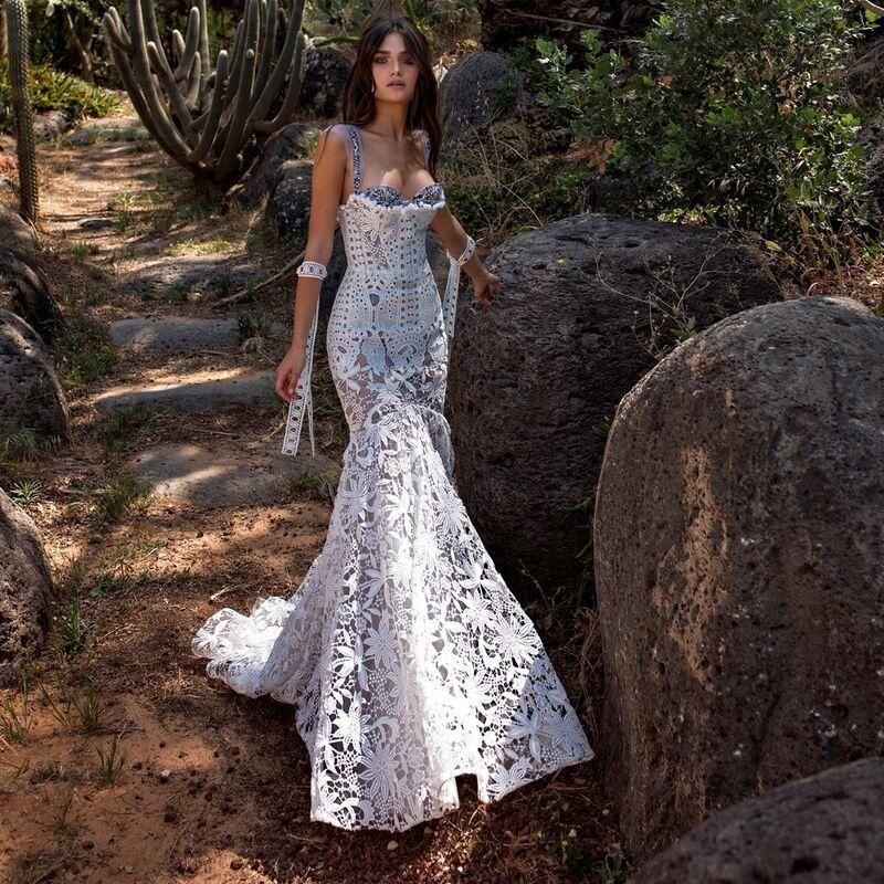 Свадебное платье напрокат Rara Avis Платье свадебное Wild Soul Koli - фото 1