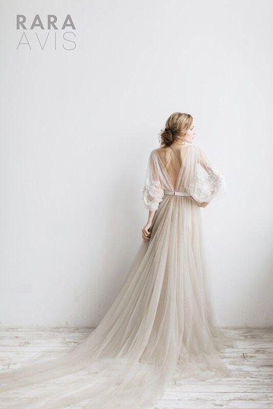 Свадебное платье напрокат Rara Avis Свадебное платье Linda - фото 2