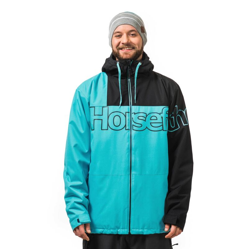 Спортивная одежда Horsefeathers Сноубордическая куртка Galatea 1617 голубой  - фото 1 98eb6c61cba