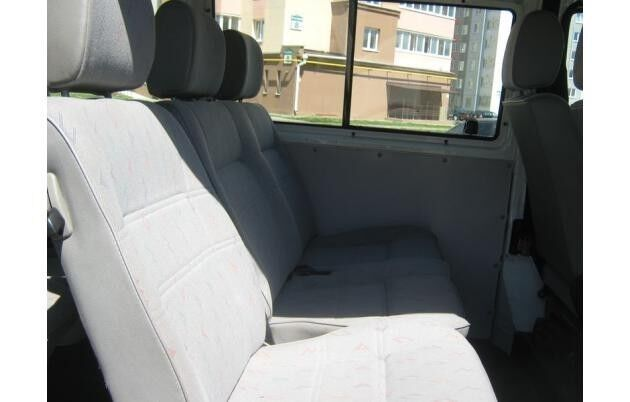 Аренда авто Volkswagen Transporter T4 2003 г.в. - фото 3