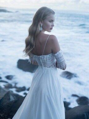 Свадебное платье напрокат Blammo-Biamo Свадебное платье Dream Ocean Kara - фото 3