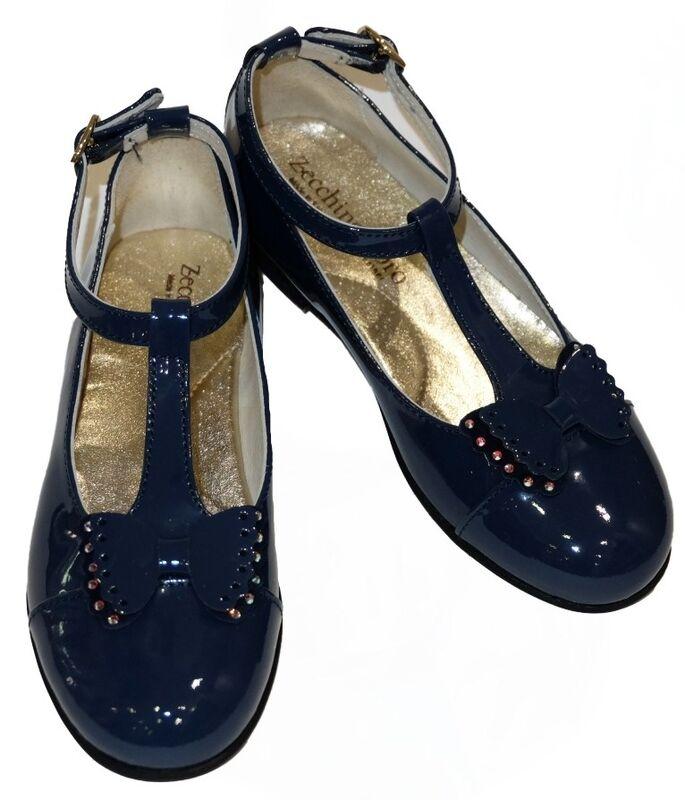 Обувь детская Zecchino d'Oro Туфли для девочки A15-1519 - фото 2