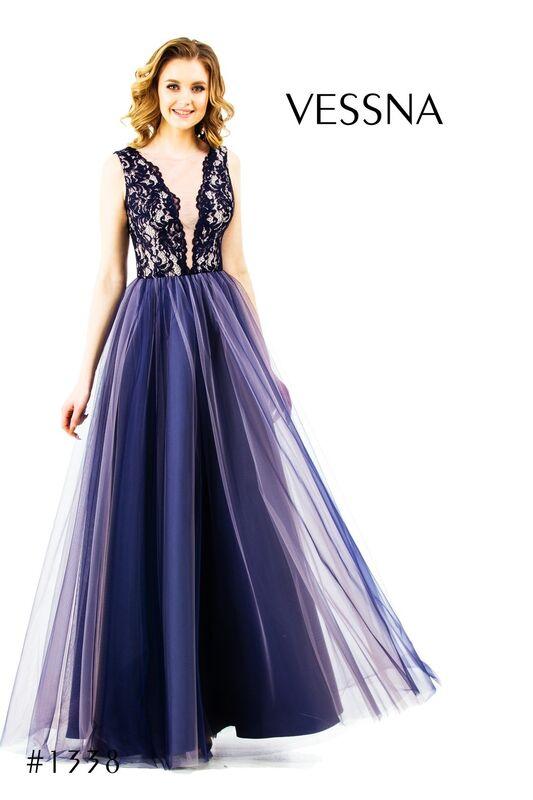 Вечернее платье Vessna Вечернее платье № 1338 - фото 1
