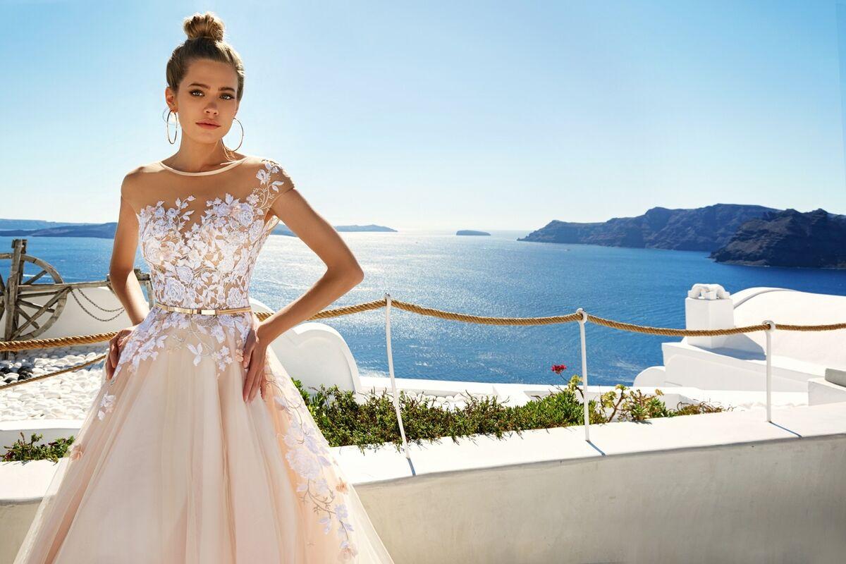 Свадебное платье напрокат Eva Lendel Свадебное платье Kate - фото 3