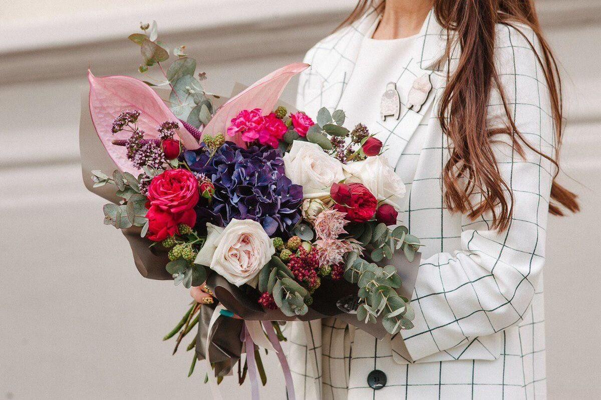 Магазин цветов Цветы на Киселева Букет «Стремительный» - фото 1