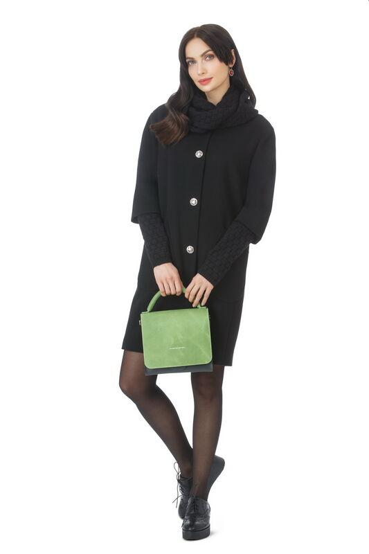 Верхняя одежда женская Elema Пальто женское демисезонное Т-7218 - фото 1