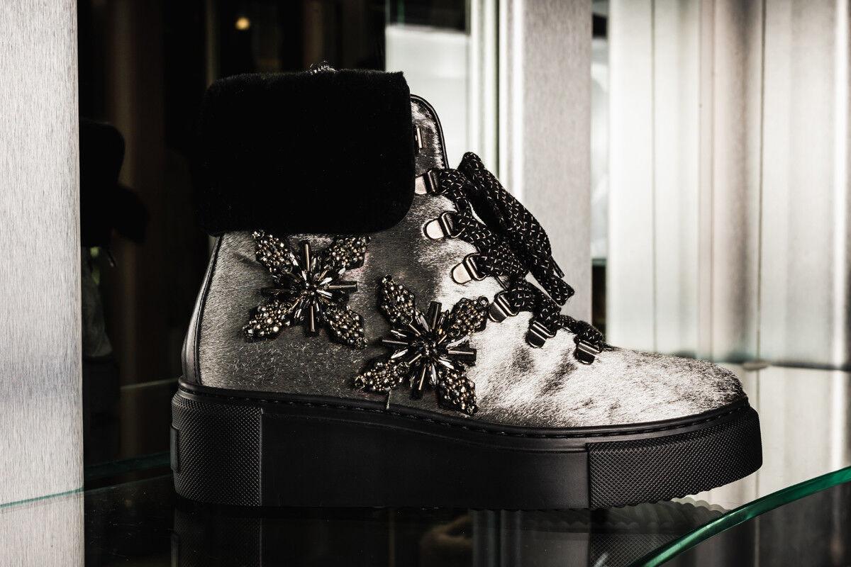 Обувь женская Laura Bellariva Ботинки женские 5006 - фото 1
