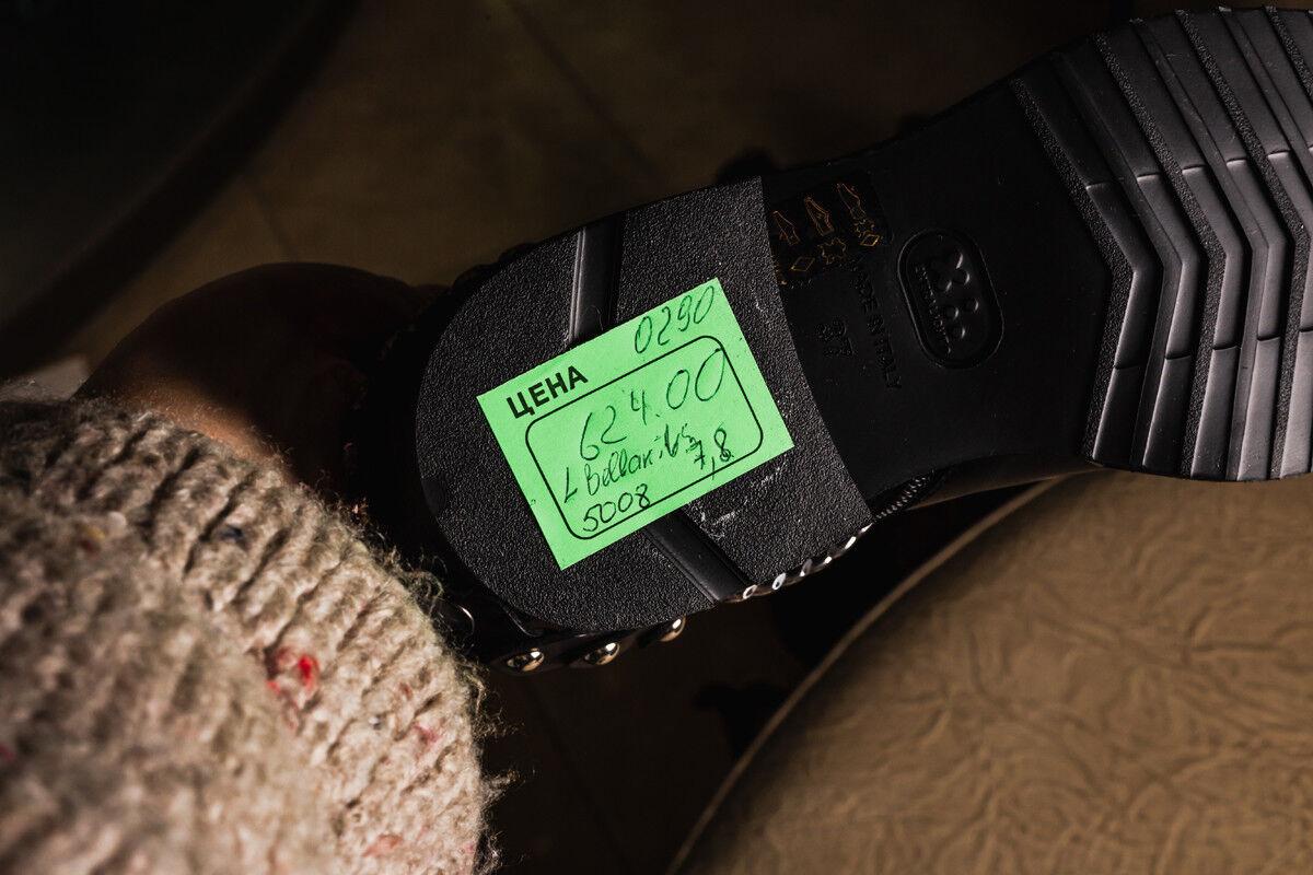 Обувь женская Laura Bellariva Сапоги женские 5008 - фото 2