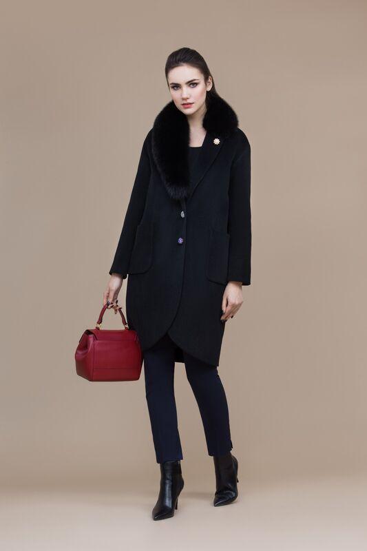 Верхняя одежда женская Elema Пальто женское зимнее 7-7924-1 - фото 1