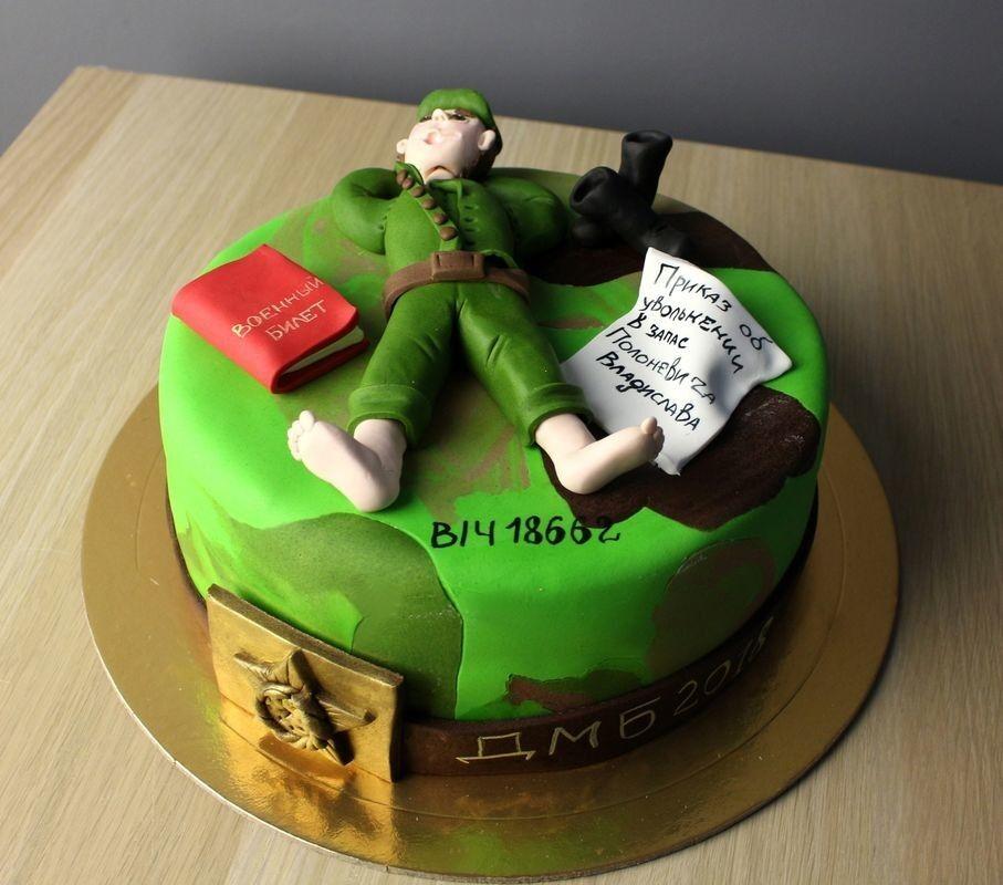 Торт Заказторта.бай Тематический торт №14 - фото 1