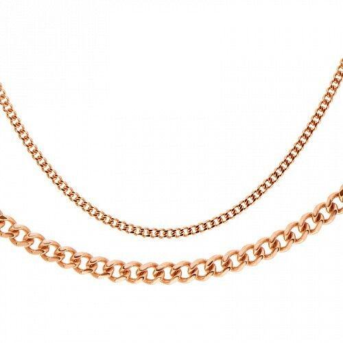 Ювелирный салон Jeweller Karat Цепь золотая арт. 111104025 - фото 1