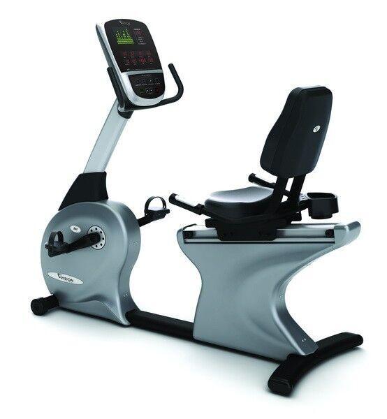 Тренажер Vision Fitness Горизонтальный велотренажер R60 - фото 1