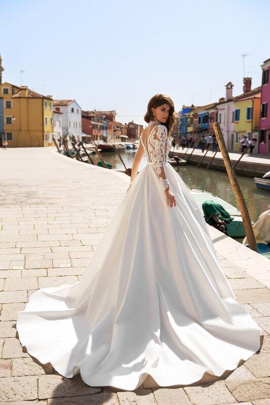 """Свадебное платье напрокат ALIZA свадебное платье  """"Veronichy"""" - фото 4"""