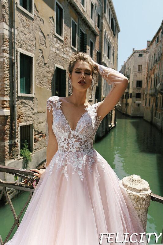 Свадебный салон Bonjour Galerie Свадебное платье Felicity из коллекции La Douceur - фото 2