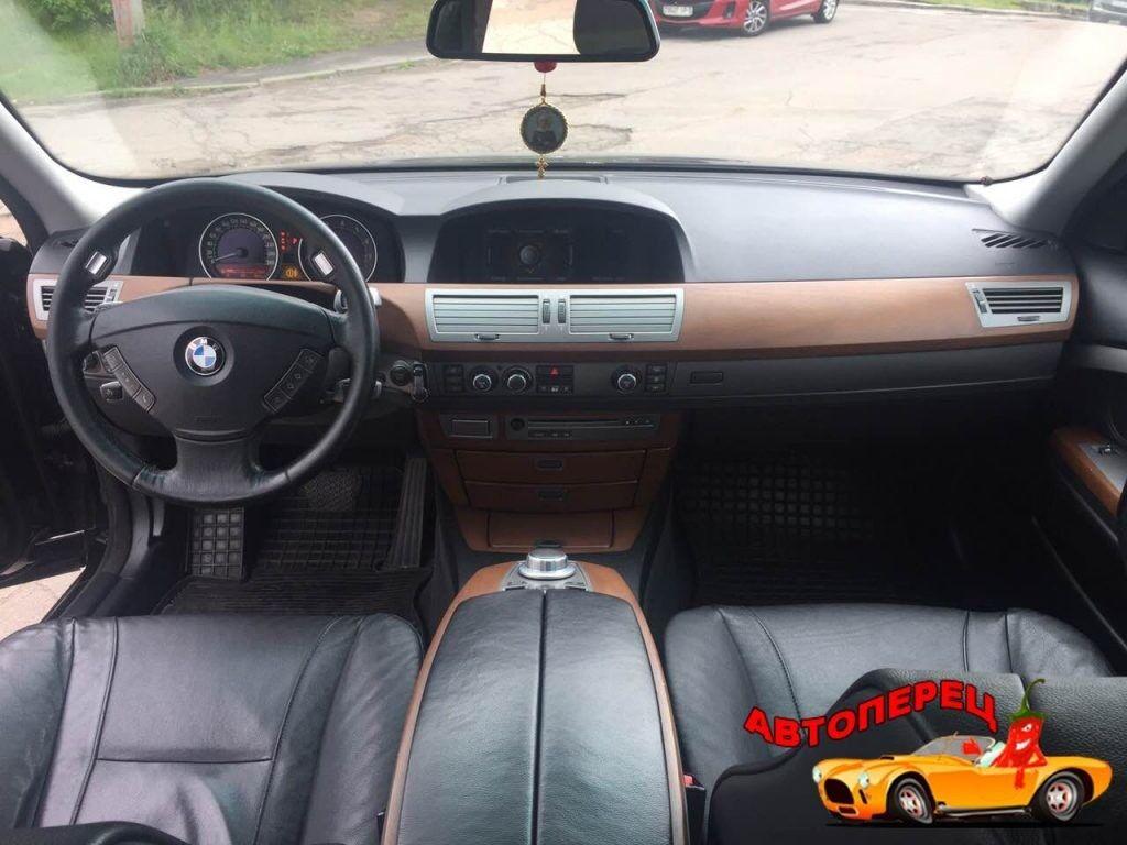 Прокат авто BMW 730 (e66) - фото 4