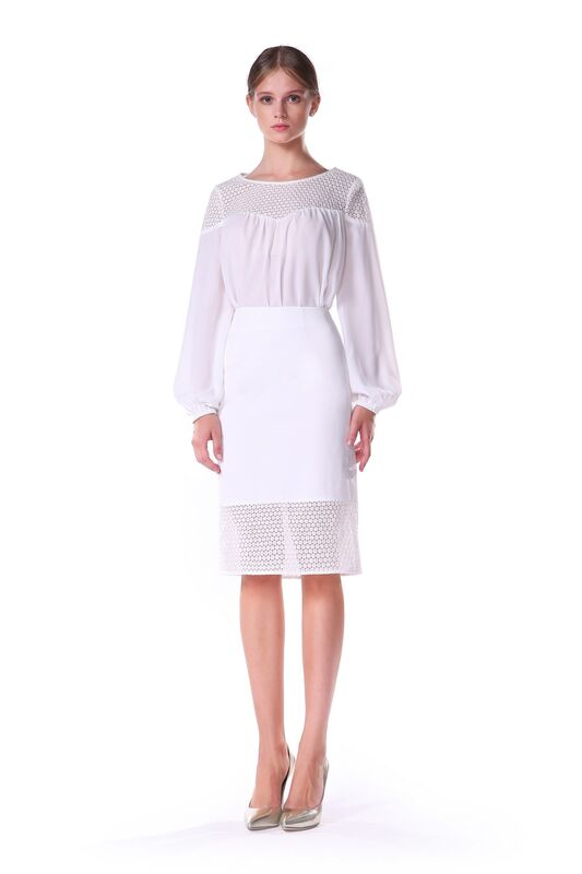Кофта, блузка, футболка женская Isabel Garcia Блуза BK1363 - фото 1