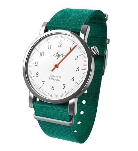 Часы Луч Наручные часы «Однострелочник» 011451757 - фото 2