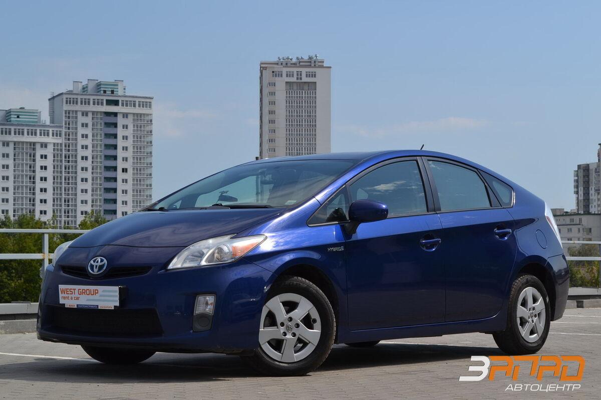 Прокат авто Toyota Prius 2010 - фото 1