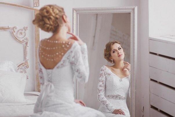 Свадебное платье напрокат ALIZA Свадебное платье «Mishel» Diva Vivien - фото 5
