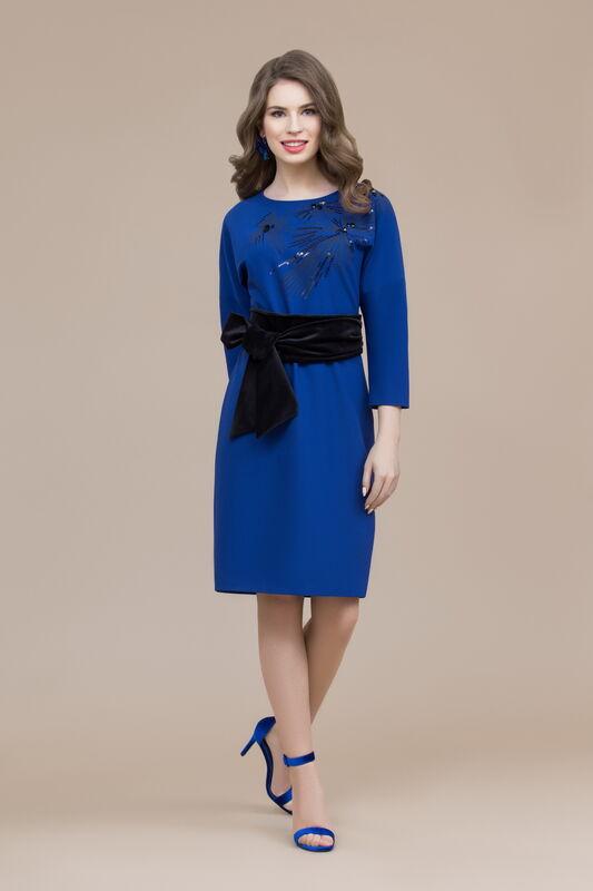 Платье женское Elema Платье женское 5К-7981-1 - фото 1