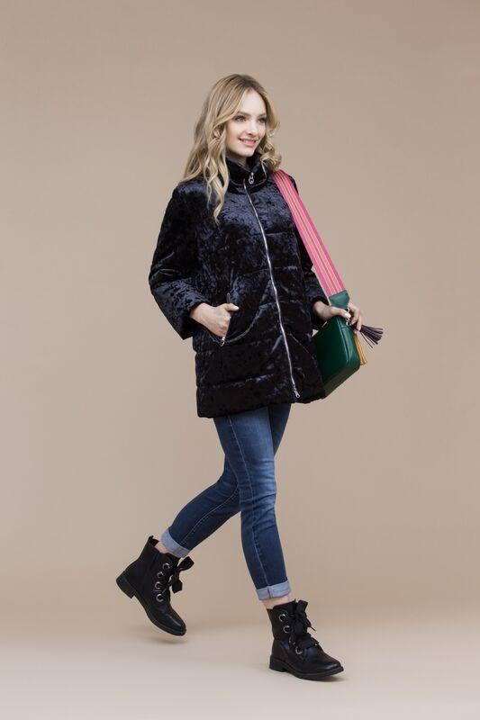 Верхняя одежда женская Elema Куртка женская утепленная 6-8149-1 - фото 1