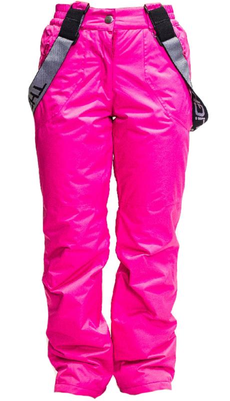 Спортивная одежда Free Flight Мембранные штаны F-1120 розовые - фото 1