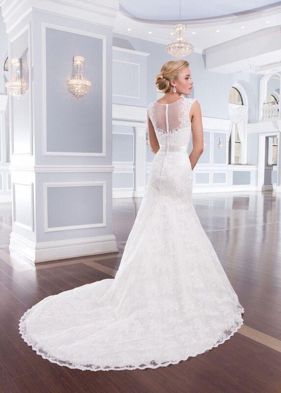 Свадебный салон Lillian West Свадебное платье «Astin-2» - фото 2