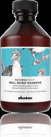 Уход за волосами Davines Шампунь для здоровья волос Well-Being Shampoo - фото 1