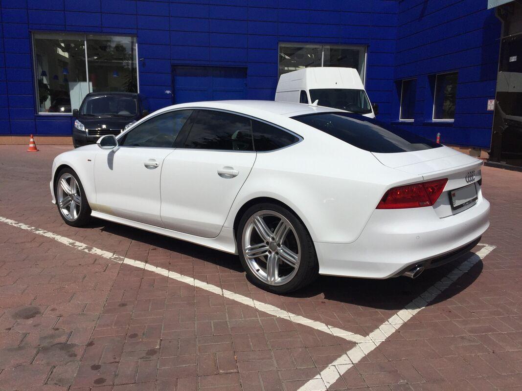 Прокат авто Audi A7 S-Line - фото 2